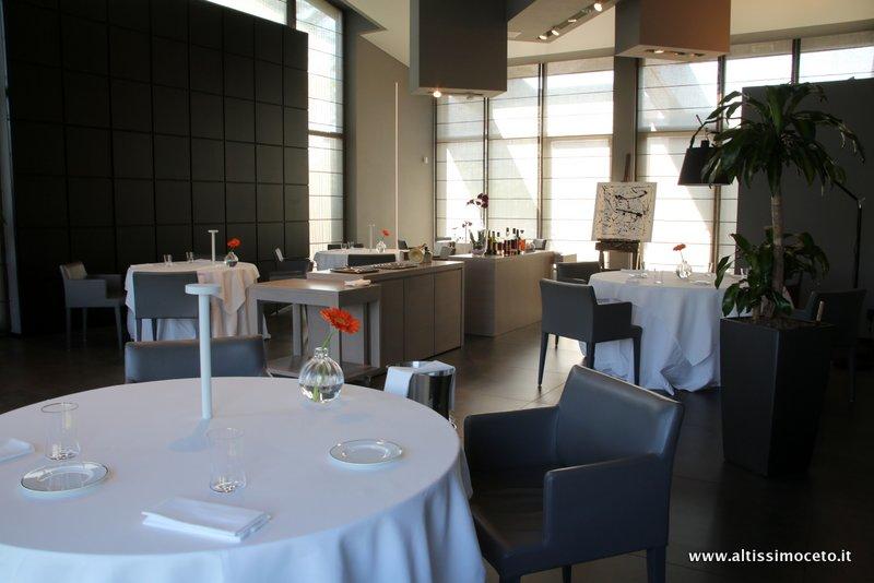 Inkiostro Ristorante Parma Patron Francesca Poli Chef Terry