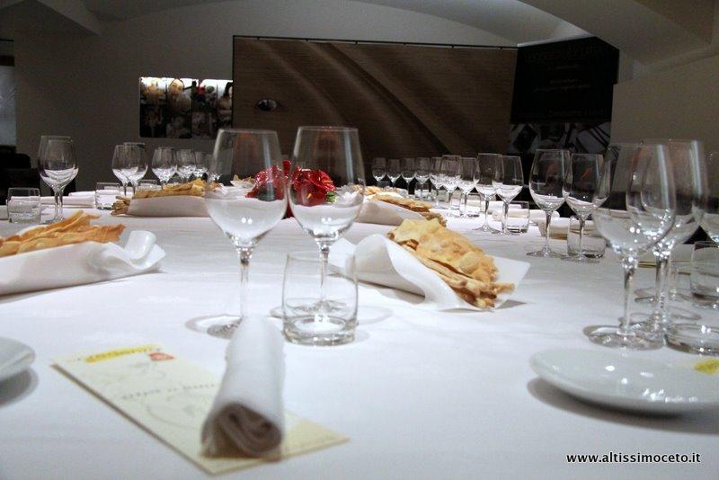 La Credenza Giovanni Grasso : Cartoline dal 121mo meeting amici gourmet ristorante la credenza