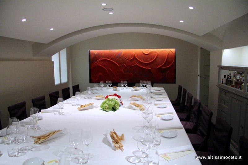La Credenza Canavese : Cartoline dal 121mo meeting amici gourmet ristorante la credenza