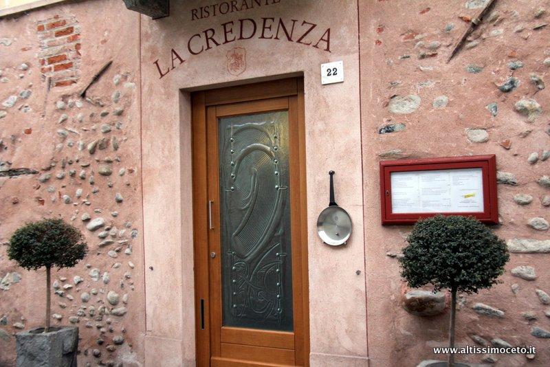 Ristorante La Credenza Di San Maurizio : Vincenzo reda ristorante la credenza di san maurizio canavese