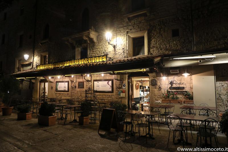 La Credenza Ristorante Marino : Ristorante righi san marino viaggiatore gourmet