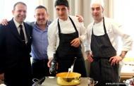 Cartoline dal 431mo Meeting VG @ Ristorante VUN del Park Hyatt Hotel – Milano – Chef Andrea Aprea