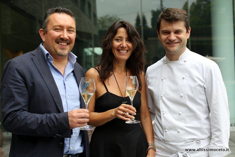 Cartoline dal 455mo Meeting Amici Gourmet Devero Ristorante – Cavenago di Brianza (MB) – Chef Enrico Bartolini