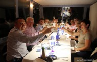 Cartoline dal 459mo Meeting Amici Gourmet VG @ Clandestino Susci Bar – Baia di Portonovo (AN) – Patron Moreno Cedroni
