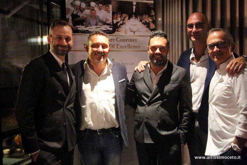 Cartoline dal 485mo meeting VG @ Ceresio 7 Pools & Restaurant – Milano – Chef Elio Sironi