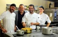 Cartoline dal 441mo Meeting VG @ Ristorante La Credenza – San Maurizio Canavese (TO) – Chef Giovanni Grasso & Igor Macchia