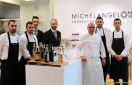 Cartoline dal 440mo Meeting VG @ Michelangelo Restaurant Pranzo – Aeroporto di Milano Linate (Mi) – Chef Michelangelo Citino