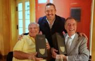Cartoline dal 498mo Meeting VG @ Osteria della Brughiera – Villa d'Almè (BG) – Patron Stefano Arrigoni, Chef Paolo Benigni