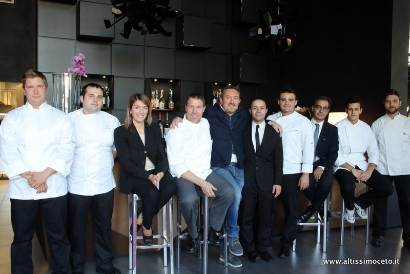 Inkiostro Ristorante - Parma - Patron Francesca Poli, Chef Terry Giacomello