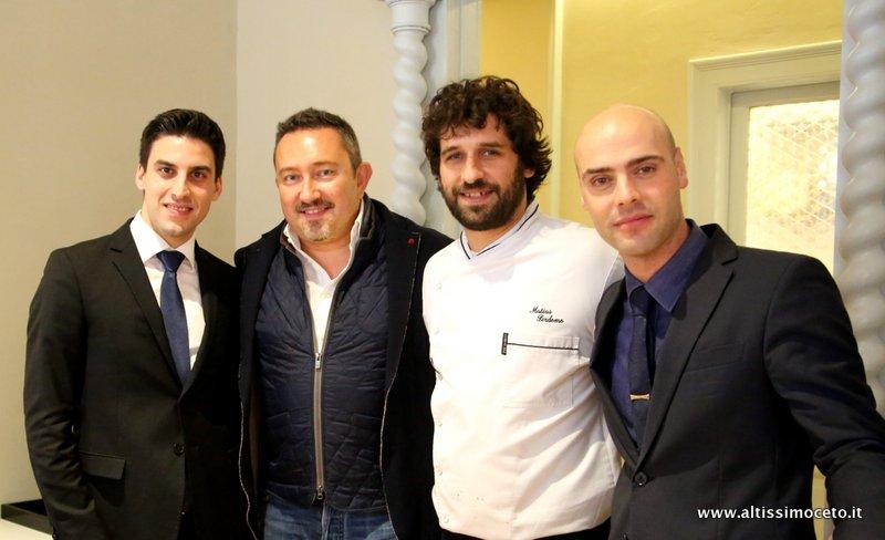 Cartoline dal 492mo Meeting VG @ Ristorante Contraste – Milano – Chef Matias Perdomo