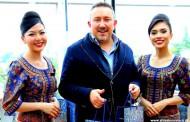Esperienza Gourmet a bordo della Singapore Airlines - Terrazza Triennale Osteria con Vista - Chef Stefano Cerveni