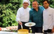 Cartoline dal 470mo Meeting VG @ Ristorante Il Patio – Pollone (BI) – Chef/Patron Sergio Vineis