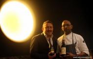 Cartoline dal 453mo Meeting VG @ Wicky's Wicuisine Seafood - Milano - Chef Wicky Priyan - Patron Nozomi