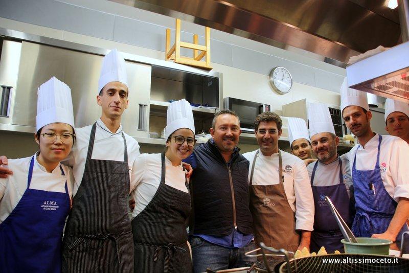 Cartoline dal 491mo Meeting VG @ Ristorante Accursio – Modica (RG) – Chef Accursio Craparo