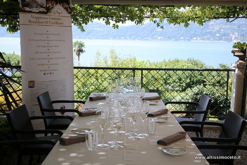 Cartoline dal 481mo Meeting VG @ Il Sole di Ranco – Ranco (VA) – Chef Davide Brovelli