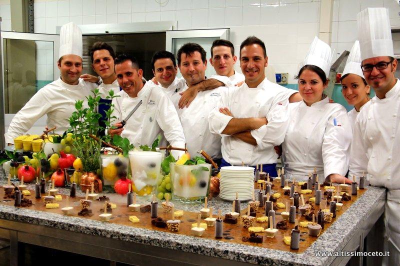 Cartoline dal 482mo Meeting Amici Gourmet @ Ristorante La Veranda del Four Seasons Hotel Milano – Chef Vito Mollica