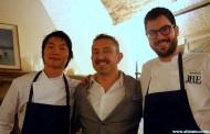 Cartoline dal 525mo Meeting VG @ Ristorante Al Porticciolo 84 – Lecco – Patron e Chef Fabrizio Ferrari