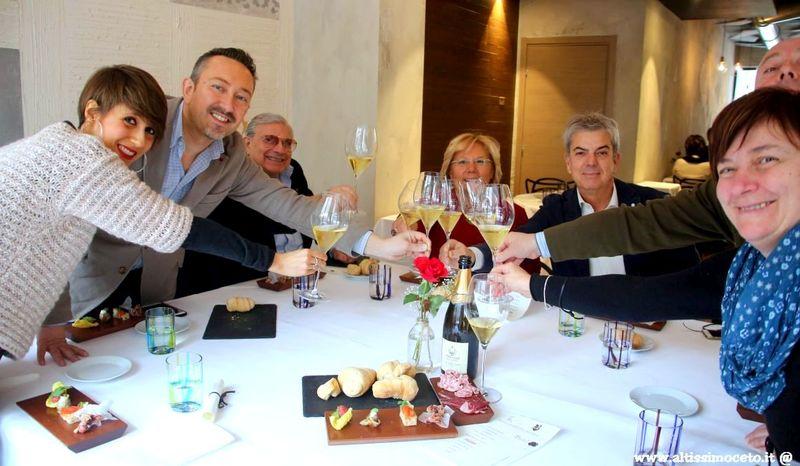 Cartoline dal 528mo Meeting VG @ Ristorante Degusto – San Bonifacio (VR) – Chef Matteo Grandi