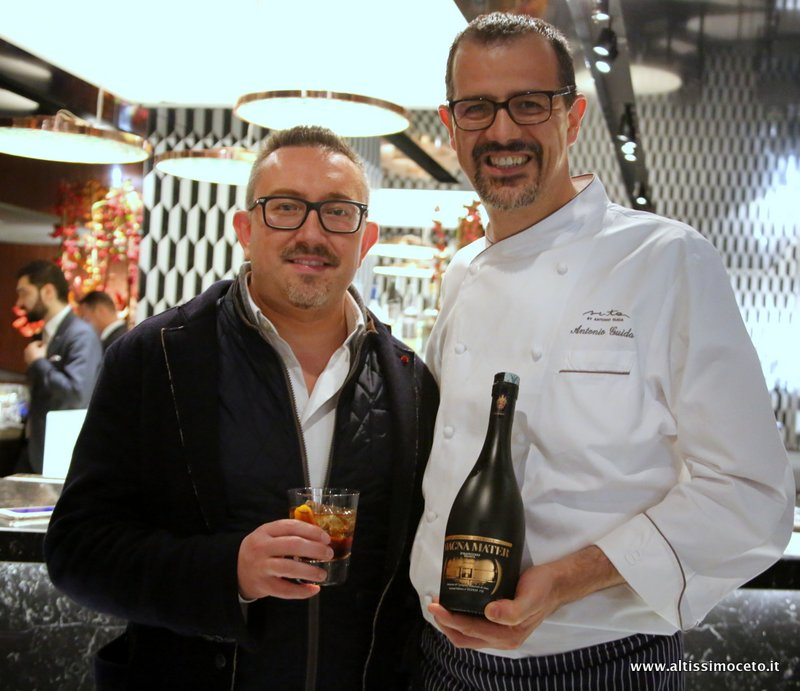 Cartoline dal 500mo Meeting VG @ Ristorante Seta del Mandarin Oriental, Milan – Milano – Restaurant Manager Alberto Tasinato, Executive Chef Antonio Guida