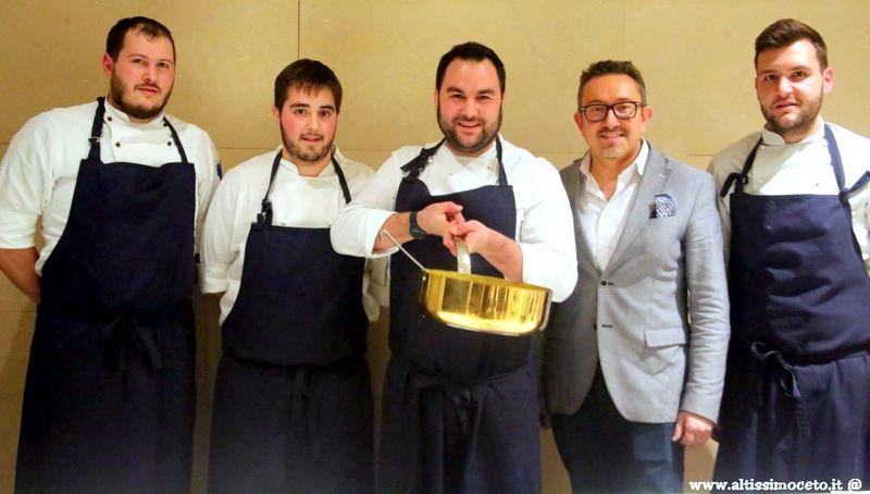 Cartoline dal 522mo Meeting VG @ Ristorante Spazio 7 – Torino – Chef Alessandro Mecca