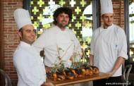 Cartoline dal 476mo Meeting VG @ Ristorante La Gallina di Villa Sparina Resort – Gavi (AL) – Famiglia Moccagatta, Chef Massimo Mentasti