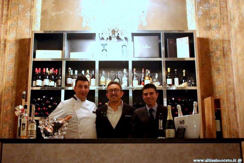 Ristorante Da' Pescatore - Firenze - Chef Daniele Pescatore