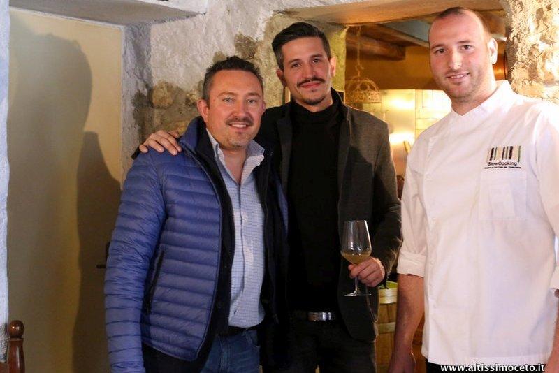 Cartoline dal 445mo Meeting VG @  Ristorante Hotel San Gerolamo – Vercurago (LC) – Chef Luca Dell'Orto
