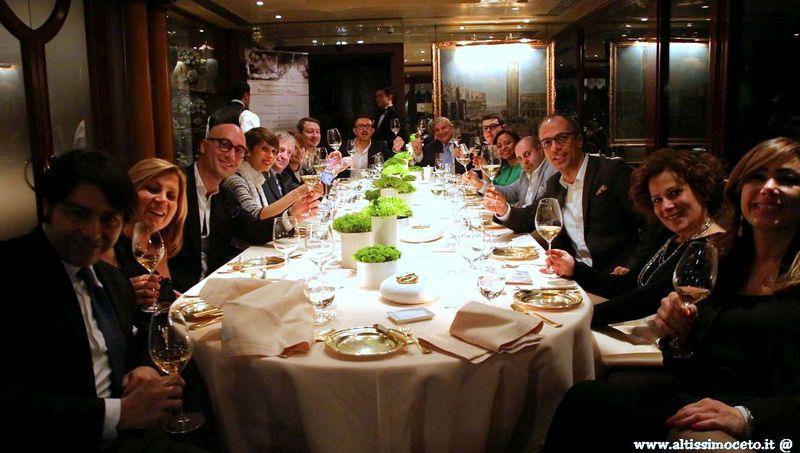 Cartoline dal 534mo Meeting VG @ La Pergola del Rome Cavalieri – Roma – Chef Heinz Beck