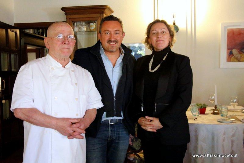 Cartoline dal 495mo Meeting VG @ Ristorante Pinocchio – Borgomanero (NO) – Chef Piero Bertinotti