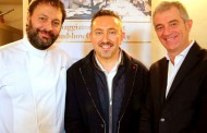 Cartoline dal 537 Meeting VG @ Guido Ristorante – Tenuta di Fontanafredda - Serralunga d'Alba (CN) – Patron Piero e Ugo Alciati, Chef Ugo Alciati