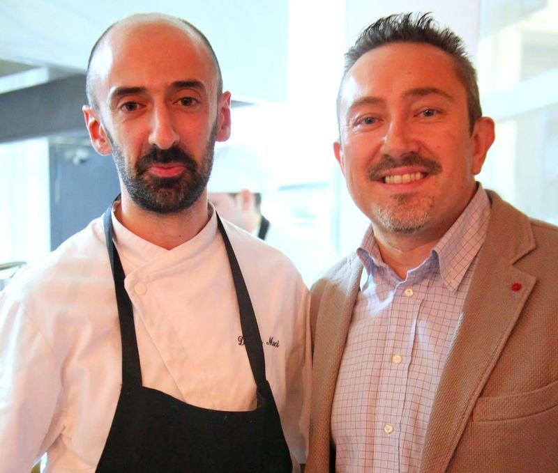 The Market Place - Como - Chef/Patron Davide Maci