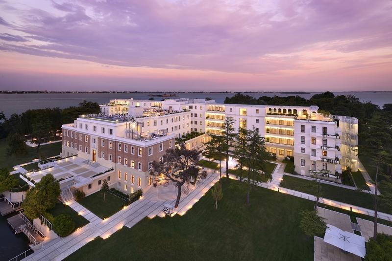 JW Marriott Venice Resort & Spa - Venezia - GM Enrique Tasende