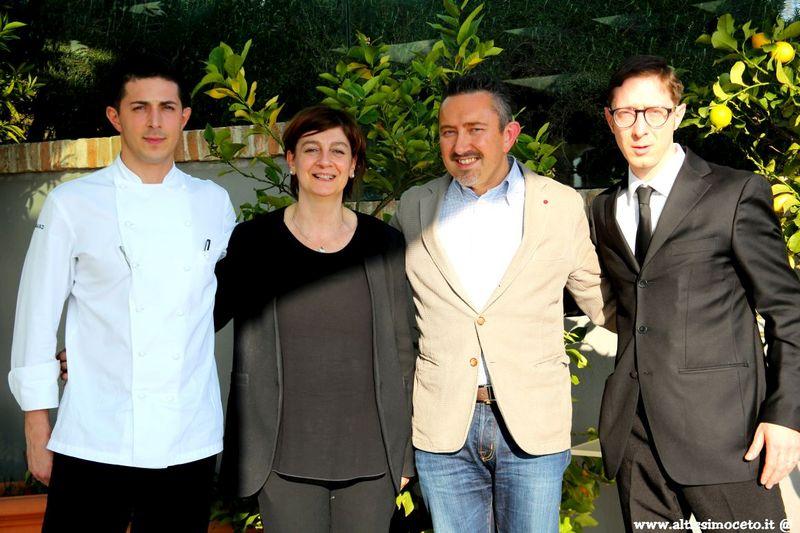 Ristorante La Madernassa - Guarene (CN) - Patron Fabrizio Ventura, Chef Michelangelo Mammoliti