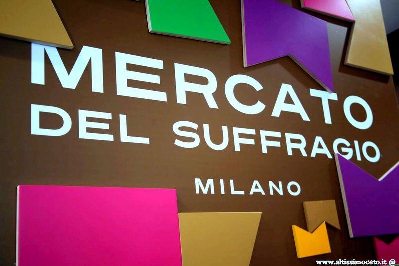 Mercato del Suffragio - Milano
