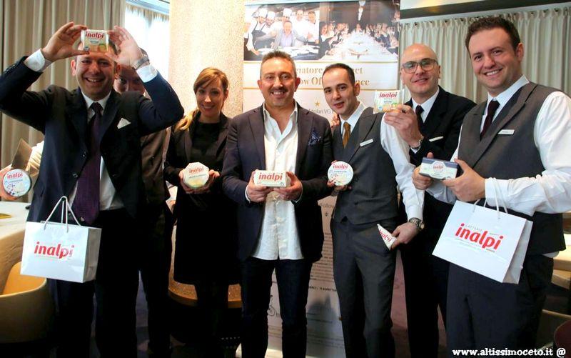 Cartoline dal 550mo Meeting VG @ VUN del Park Hyatt Hotel – Milano – Chef Andrea Aprea