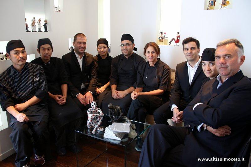 Ristorante Bye Bye Blues - Mondello (PA) - Chef Patrizia Di Benedetto, Patron Antonio Barraco