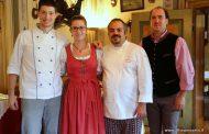 Ristorante Al Capriolo - Vodo di Cadore (BL) - Patron Massimiliano Gregori, Chef Francesco Paonessa