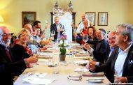 Cartoline dal 551mo Meeting VG @ Ristorante 21.9 - Tenuta Carretta – Piobesi d'Alba (CN) – Chef Flavio Costa