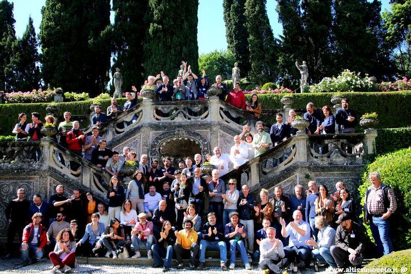 Cartoline da Io Bevo Così 2016 @ Villa Somma Picenardi - Olgiate Molgora (LC)