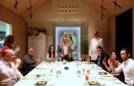 Cartoline dal 552mo Meeting VG @ Joia – Milano – Chef Pietro Leemann