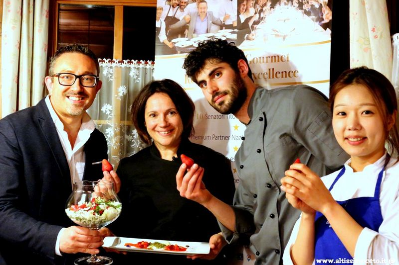 Cartoline dal 546mo Meeting VG @ Ristorante Laite – Sappada (BL) – Chef Fabrizia Meroi