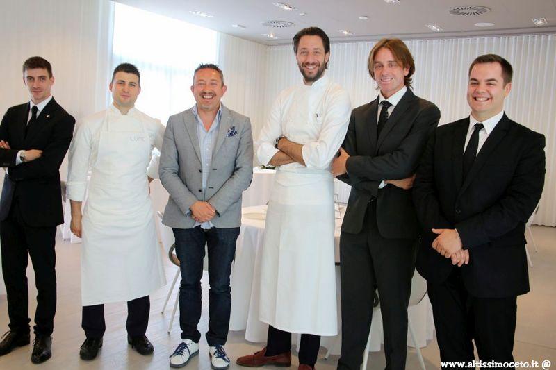 Ristorante Lume - Milano - Chef Luigi Taglienti