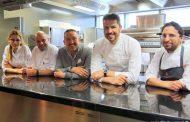 Pranzo a quattro mani @ Ristorante Berton - Milano - Chef Andrea Berton e Peter Oberrauch