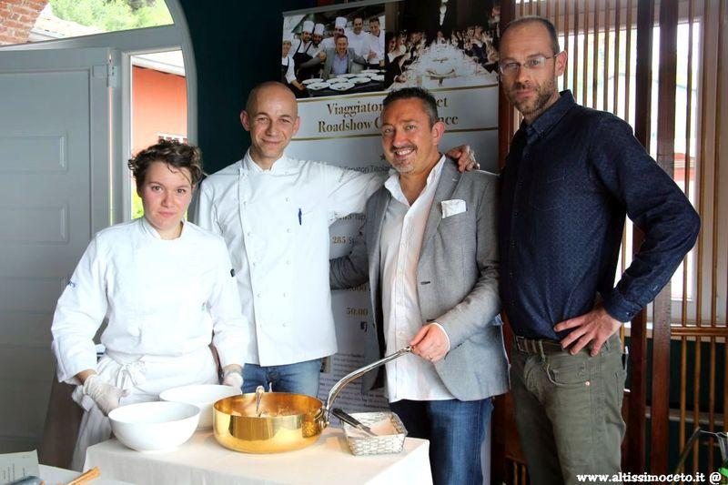 Cartoline dal 558mo Meeting VG @ Ristrorante Lido 84 – Gardone Riviera (BS) - Chef Riccardo Camanini