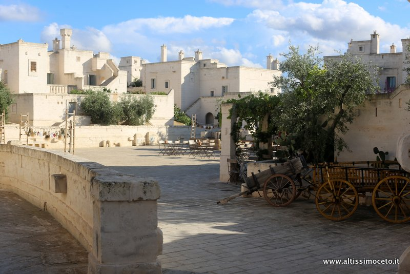 Relais Borgo Egnazia - Savelletri di Fasano (BR)