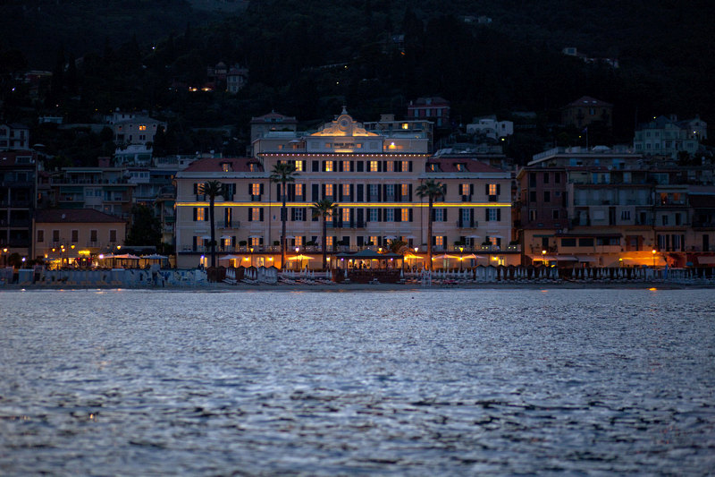 Grand Hotel Alassio & Gazebo Restaurant - Alassio - GM Davide Crema, Chef Roberto Balgisi