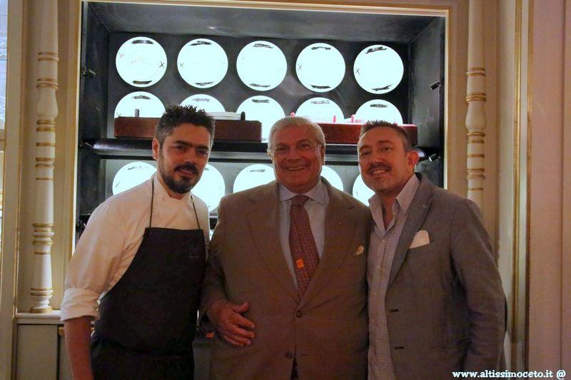 Cartoline dal 566mo Meeting VG @ Del Cambio - Torino - Chef Matteo Baronetto
