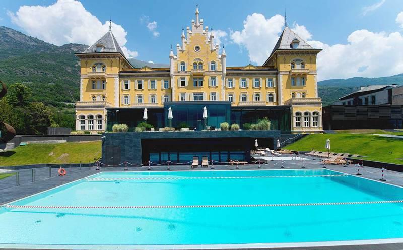 Grand Hotel Billia - Saint-Vincent Resort & Casino - Saint-Vincent (AO)