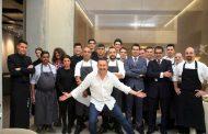 Larte Ristorante - Milano - Direttore Simone Pellegrini, Executive chef Michelangelo Citino, Chef Daniele Scanziani