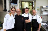 Cena a quattro mani @Ristorante Sadler - Milano - Chef Claudio Sadler e Peter Oberrauch